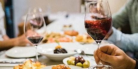 Private Master Pairings: Tour de España Dinner tickets