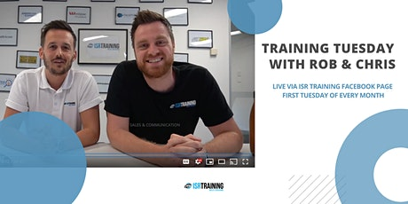 Training Tuesday   Episode #27 Presenting tickets
