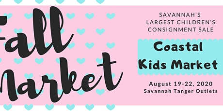 Coastal Kids Market Fall Sale tickets