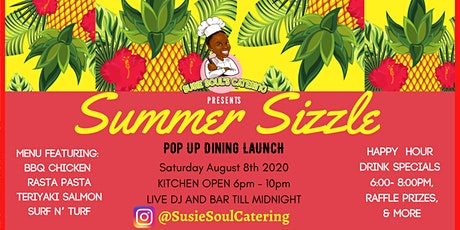 Summer Sizzle Dining Pop Up tickets