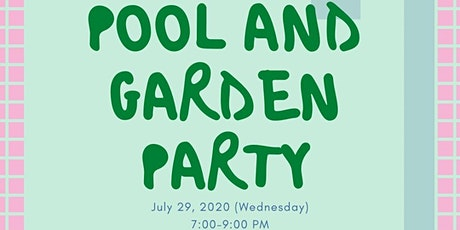 PHH-O Pool and Garden Party tickets