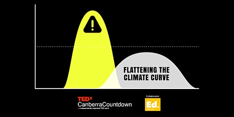 TEDxCanberraCountdown: Flattening the Climate Curve tickets