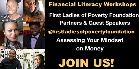 Financial Literacy Online Workshops with FLP Foundation & Partners tickets