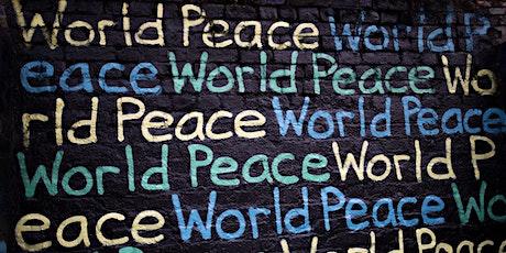 Meditations for World Peace - Class via Live-stream tickets