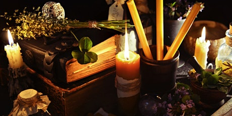 Introduction to Invocation & Evocation - Ritual Magic tickets