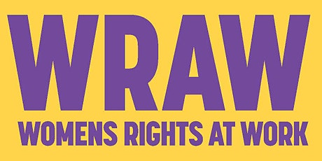 Online Women's Rights At Work  (WRAW) Chat tickets
