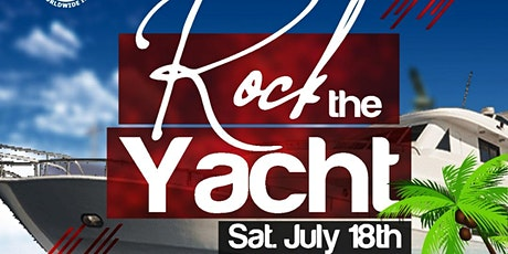 ROCK THR BOAT DOCKSIDE SERVICE @ ART BOAT NYC YACHT PARTY tickets