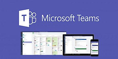 Webinar: Microsoft TEAMS for Collaboration tickets