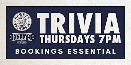 Trivia @ Kelly's - 6th August tickets
