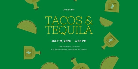 Tacos & Tequila 3 tickets