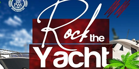 ROCK THR BOAT DOCKSIDE Experience  @ ART BOAT NYC YACHT PARTY tickets