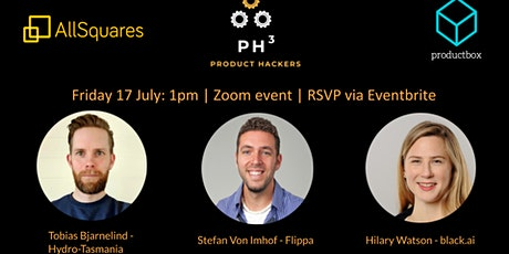 Product Hackers - Are you really 'product led'? tickets