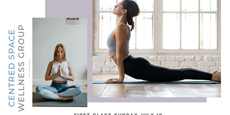 Rest+Flow Yoga with Sue Byrne tickets