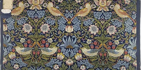 William Morris and the English Arts and Crafts Movement Online Art Lecture tickets