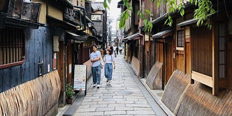 Gion Historical Virtual Walking Tour in Kyoto tickets