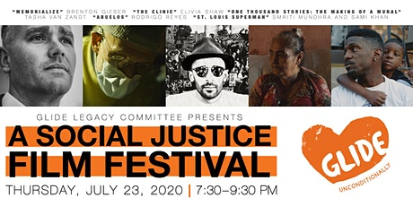 GLIDE Legacy Committee Presents: A Virtual Social Justice Film Festival tickets