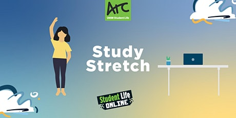 Arc Stress Less Week - Study Stretch Workshop tickets