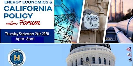 Regional Energy Forum tickets