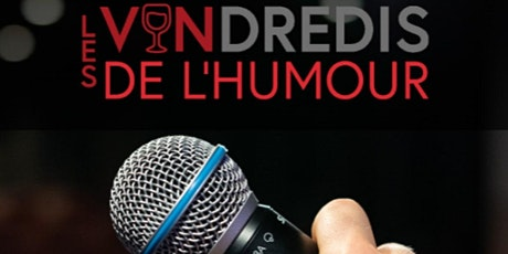 Vindredi de l'humour entre complices billets