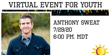 """Enlist a """"Virtual"""" Event For Youth Ages 11-17 with Anthony Sweat tickets"""