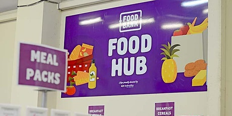 Foodbank Food Hub - Murraylands Information Session tickets