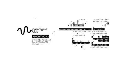 Algoritmo ~ 2 biglietti
