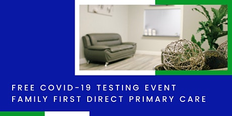 COVID-19 Free Testing  Event • West Palm Beach tickets