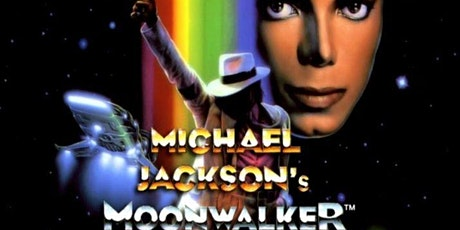 Michael Jackson's MOONWALKER tickets