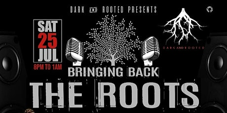 Bringing Back The Roots tickets