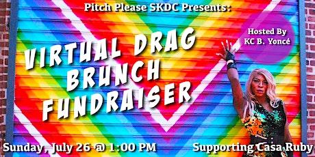 Pitch Please Virtual Drag Brunch Fundraiser tickets
