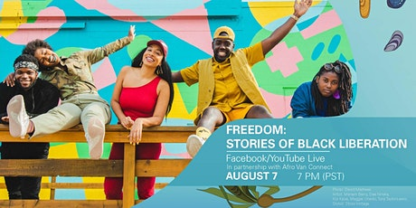 Vines 2020: Freedom: Stories of Black Liberation tickets