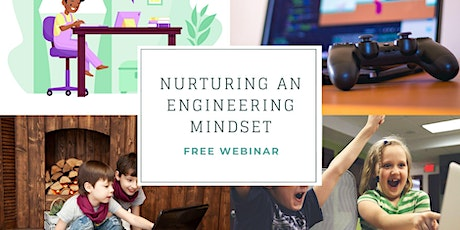 Parenting Talks: Nurturing an Engineering Mindset tickets