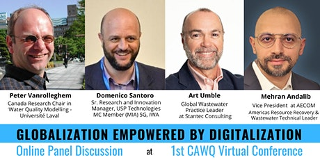 Panel Discussion about Globalization Empowered by Digitalization tickets