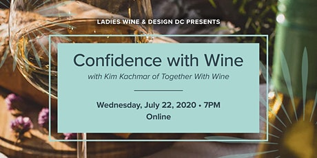 Confidence with Wine | Virtual Wine Tasting tickets