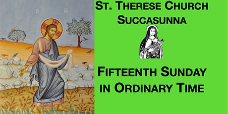 12 PM Holy Mass Sunday, July 12 tickets