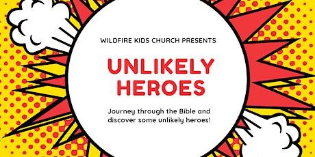WILDFIRE KIDS CHURCH tickets