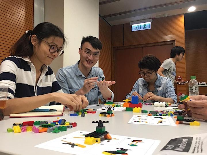第六屆《玩樂手築》活用LEGO® 作引導及輔導技巧工作坊 image