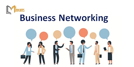 Business Networking 1 Day Virtual Live Training in Hamburg tickets