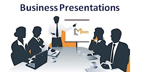 Business Presentations 1 Day Training in Stuttgart tickets