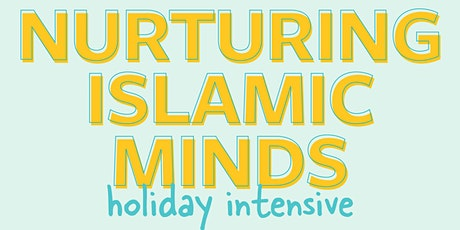 Sacred Horizon Institute - Year 5 - 7 Islamic Studies Holiday Intensive tickets