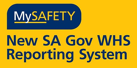 MySAFETY WHS hazard and incident management for WHS professionals tickets