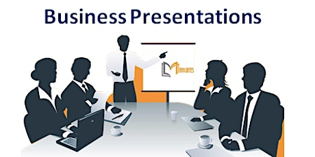 Business Presentations 1 Day Virtual Live Training in Frankfurt tickets