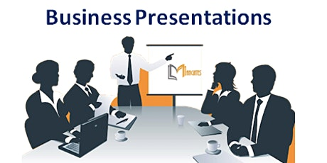 Business Presentations 1 Day Virtual Live Training in Hamburg tickets