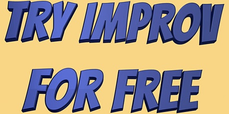 Try Improv For Free Online tickets