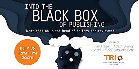 Into the Black Box of Publishing tickets