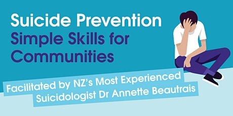 Suicide Prevention: Simple Skills for Communities (Free Workshop) tickets