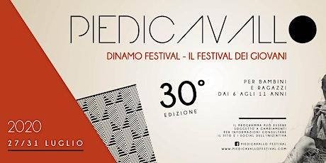 Dinamo Festival - Il festival dei giovani dai 6 agli 11 anni biglietti