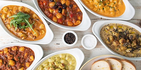 Lunch Club - Gnocchi Gnocchi Brothers tickets