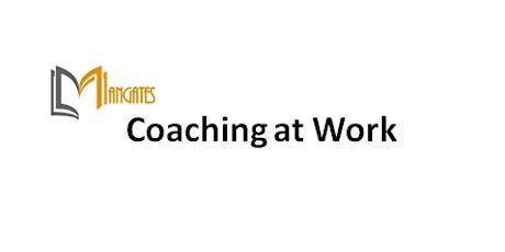 Coaching at Work 1 Day Training in Hamburg Tickets