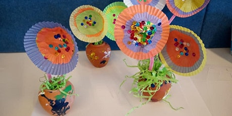 The Willows Friday Playgroup-Week 7 Tin Can Pot Plants tickets
